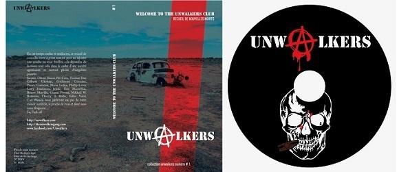 unwalkers cd livre